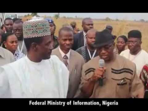NGGTour: ENUGU STATE - Inspection of the Songhai Farm Project in Enugu