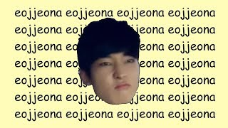"""seventeen's 'oh my!' but every time they say """"eojjeona"""" it gets faster mp3"""