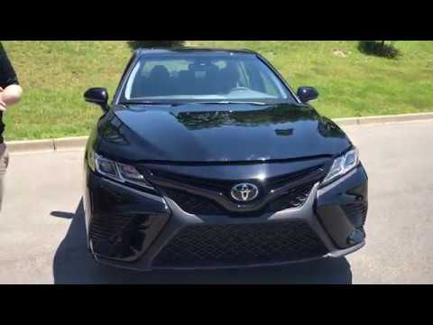 Toyota Camry 2018 Full Review EXTERIOR INTERIOR by Oxmoor Toyota