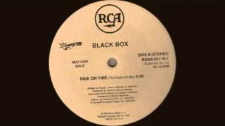 Black Box Lip Sync (Loleatta Holloway Vocals) - Ride on Time (The Bright On Mix) 1990