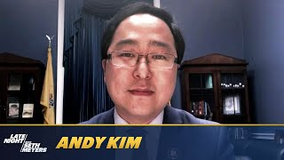 Rep. Andy Kim Shares Why He Helped Clean Up the Insurrection Aftermath