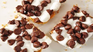 S'mores Recipe Demonstration - Joyofbaking.com