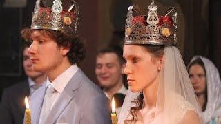 Торжественная и таинственная брачная церемония венчания!(20 июля 2014 ода состоялась торжественная свадебная церемония венчания в православном храме Бориса и Ирины..., 2015-07-28T13:19:12.000Z)