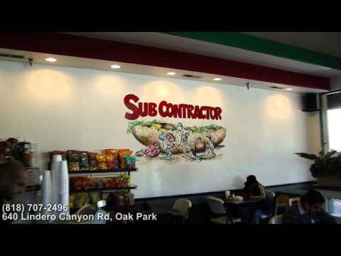 Sub Contractor Subs and Sandwiches - Oak Park, CA
