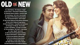 Old Vs New Bollywood Mashup Songs 2020 - 90's Romantic Hindi Songs Mashup / Indian Hit Songs MASHUP