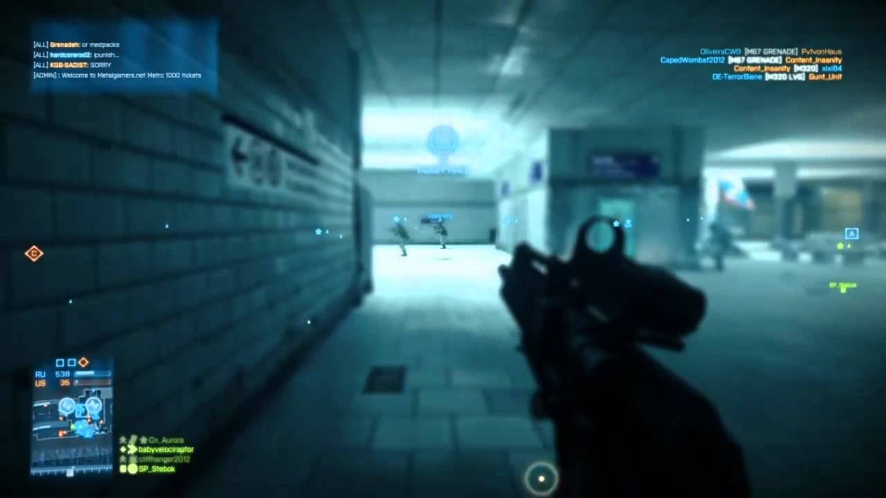 what is punkbuster on battlefield 3
