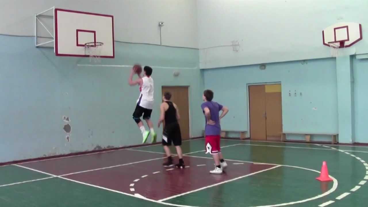 fe740fc2 Баскетбол. Упражнения на ловкость. - YouTube