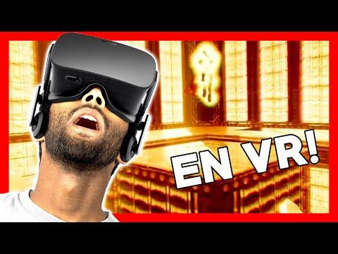 GRAFICAZOS EN ZELDA!!! LA PELEA CONTRA GANONDORF!... En Realidad Virtual!!! | Ocarina Of Time