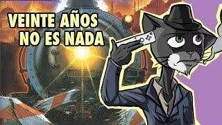 Ovejas Eléctricas - The Last Express (mi juego retro preferido)