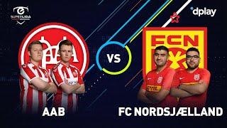 eSuperligaen - 14. runde: AaB-FC Nordsjælland