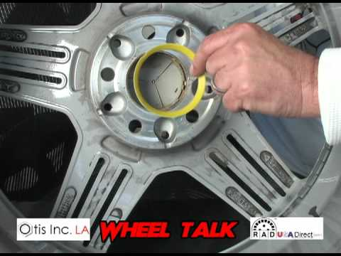 What are hub centering rings and do I need them? Otis Inc ...
