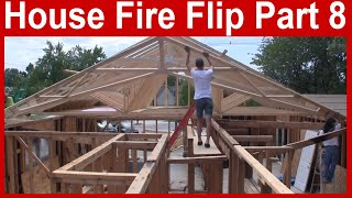 Extreme House Flipping - Part 8 - The Fire House