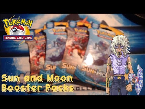 """Make it Double"" Sun and Moon Boosters - Pokemon TCG Box Openings w/Master MariK"