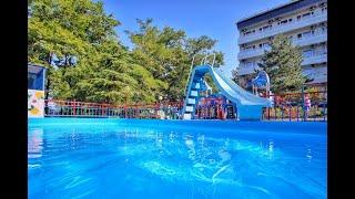 Азимут Отель Прометей 3 Azimut hotel Небуг Россия обзор отеля территория пляж