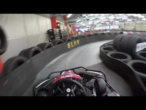 Inverness Kart Raceway Rab & Sam Arrive & Drive 23.04.17