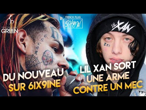 Du nouveau sur 6ix9ine, DJ Khaled s'en prend à Tyler The Creator?Lil Xan sort une arme #AODAGANGTOUR