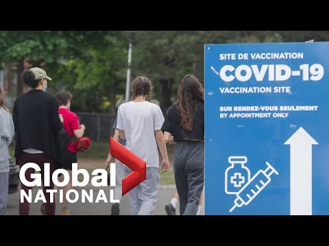 Global National: May 23, 2021   How Canada's COVID-19 vaccine strategy could evolve
