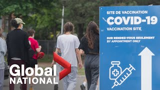 Global National: May 23, 2021 | How Canada's COVID-19 vaccine strategy could evolve