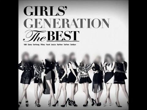 Girls' Generation   SNSD 少女時代   Mr Mr  Japanese Version Girls' Generation The Best