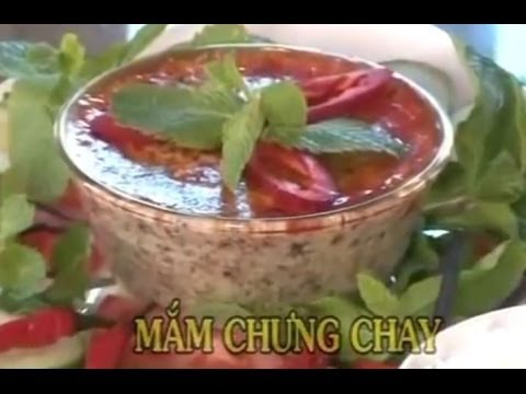 Mắm Chưng Chay - Xuân Hồng