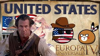 10 Gold Mines by the 1500s is OP I EU4 1.30 United States Universalis I #4