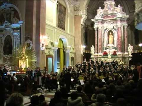 VENI DOMINE JESU (F.Massimillo) - YouTube