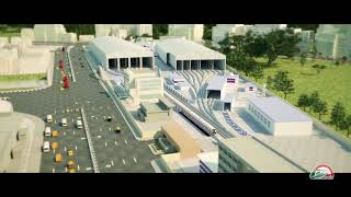 Video on Dhaka Metro Rail Long Version