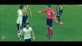 Robin Van Persie Turkish Derby Fantastic Goal and Fight