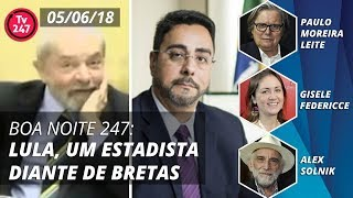 Baixar Boa Noite 247: Lula, um estadista diante de Bretas