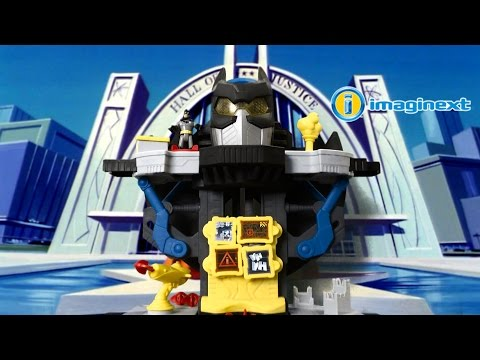 Imaginext Transforming Batcave From Fisher-Price