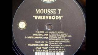 Mousse T - Everybody (Original Mix)(TO)