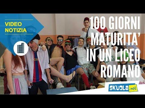 I 100 giorni in un liceo romano