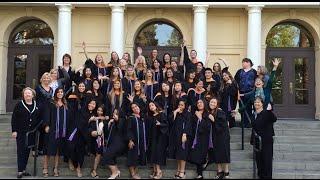 Dominican University - Nursing Class of Spring 2015