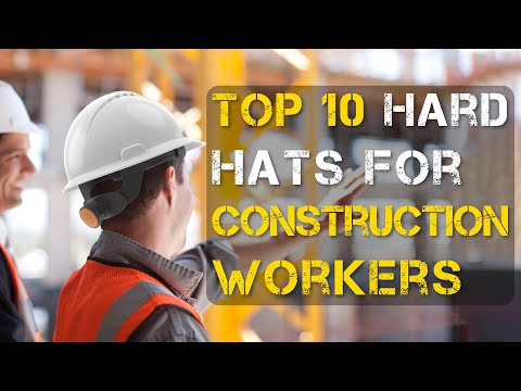 Top 10 Best Hard Hat for Construction Workers