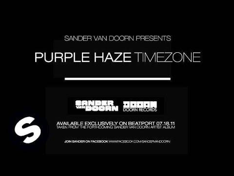 Sander van Doorn pres. Purple Haze ft Frederick - Timezone