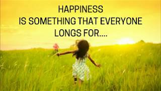 The Way to Happiness - Smita Jayakar