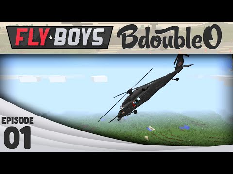 Minecraft Fly Boys :: Poop Eaters :: Episode 1