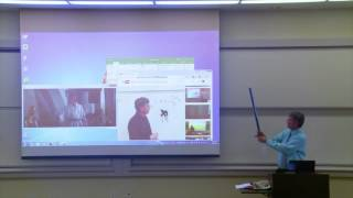 Die mit Sicherheit coolste Mathe-Vorlesung der Welt