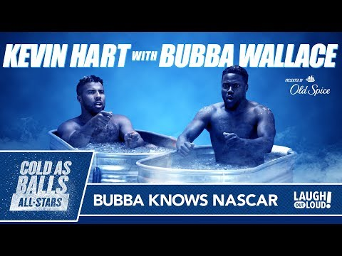 Bubba Wallace: 'NASCAR Drivers Poop Their Pants' | Cold As Balls All-Stars | Laugh Out Loud Network