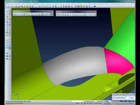 Advanced Surface Modelling