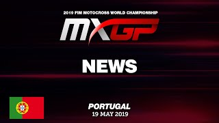 NEWS Highlights - MXGP of Portugal 2019