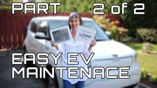 Niro EV Maintenance - Part 2 of 2