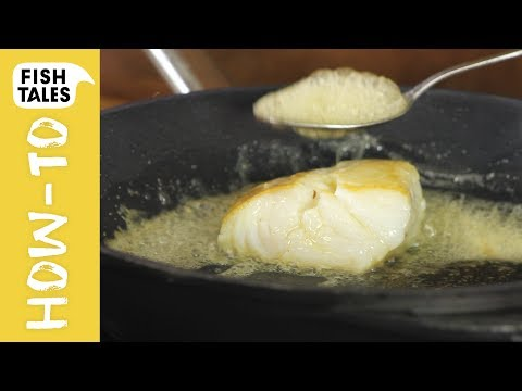 HOW TO Pan-fry SKINLESS FISH FILLET | Bart Van Olphen