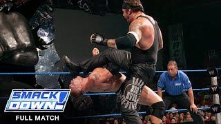 FULL MATCH - The Undertaker vs. Brock Lesnar vs. Big Show: SmackDown, Aug. 28, 2003