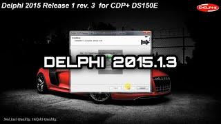 Установка и активация Delphi 2015.1.3