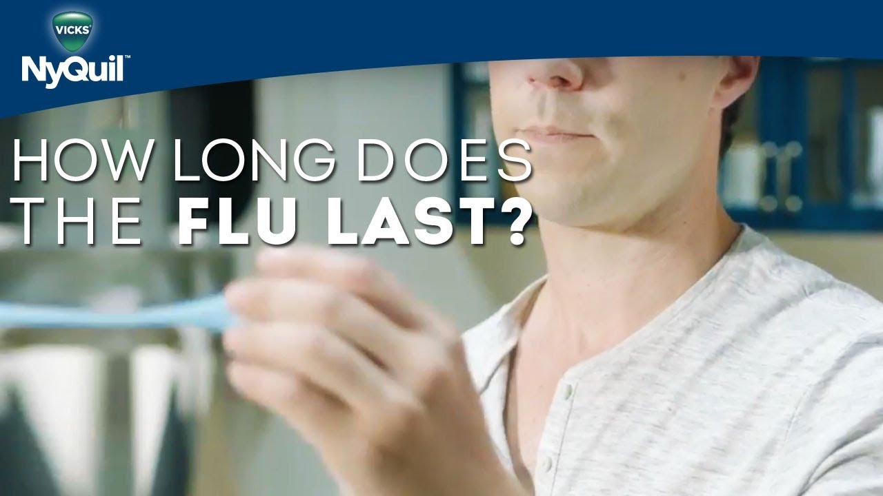 How Long Does the Flu Last and What Is It, Exactly? - Vicks