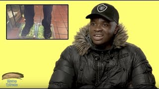 Big Shaq wants burger king foot lettuce