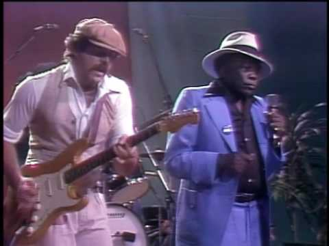 """John Lee Hooker - """"The Boogie"""" -  with The Coast to Coast Blues Band 1980"""