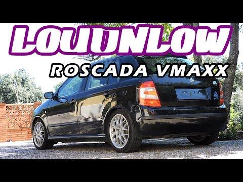SUSPENSIÓN ROSCADA VMAXX SKODA FABIA (6Y) | loudNlow