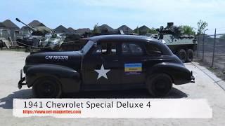 1941 Chevrolet Special Deluxe 4